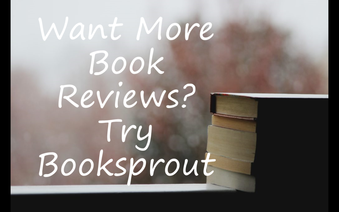 Want More Book Reviews? Part 2 – Booksprout
